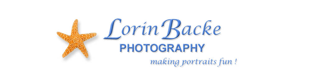 Lorin Backe Photography logo